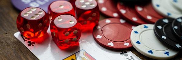 7つのトリック さいころ - ギャンブラーの心理を影響するカジノが使う7つのトリック